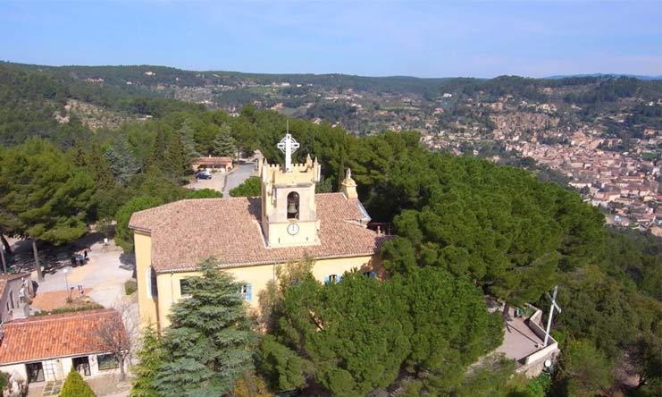 Notre histoire avec Marie – Les promesses de Notre-Dame de Grâces à Cotignac