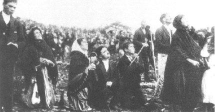 """""""Le jour où le soleil dansa"""":  le miracle de Fatima"""