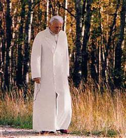 Lettre de Saint Jean-Paul II sur le rosaire