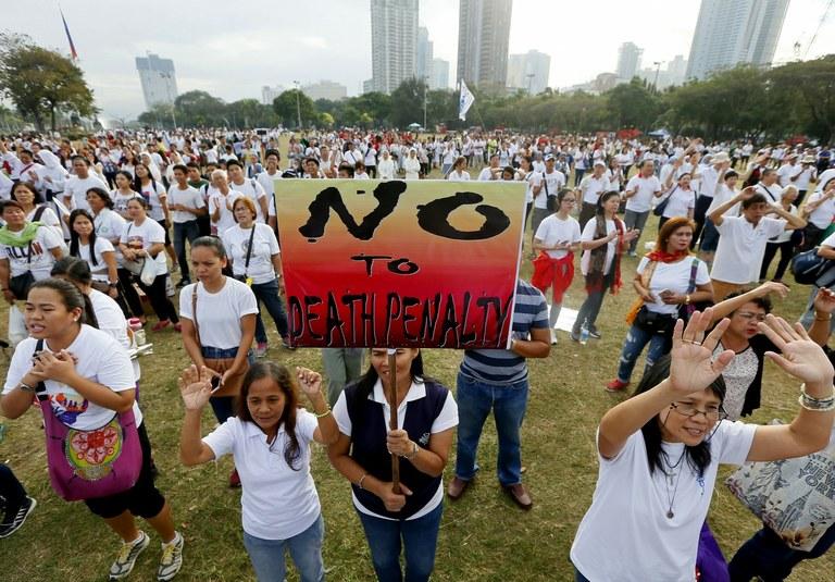 Philippines – Une Marche pour la vie pour dire non à la peine de mort