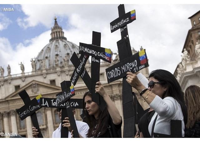 Crise au Venezuela (toujours) – Les évêques opposés à la réforme constitutionnelle