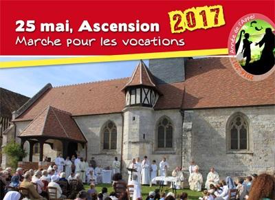 Marche pour les vocations dans le diocèse d'Evreux