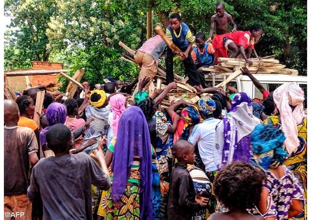 En Centrafrique, le corps d'une religieuse mutilé