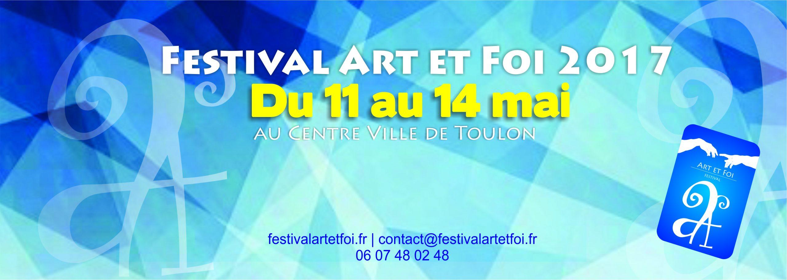 Toulon – Festival Art et Foi et messe des artistes