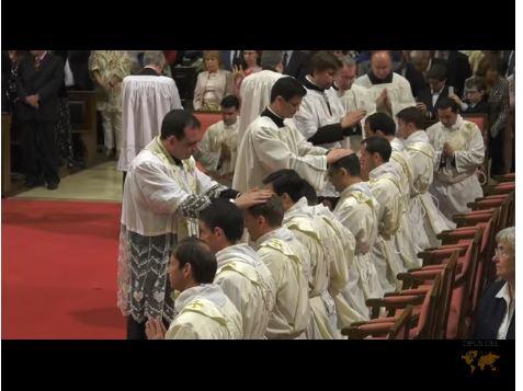 Opus Dei – 31 nouveaux prêtres