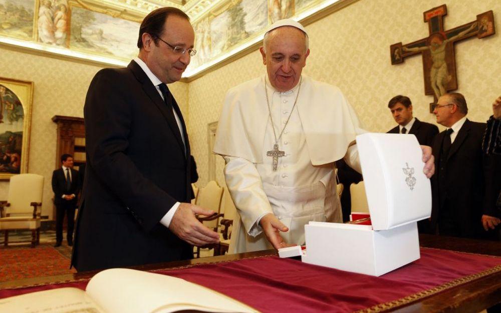 Elections – Le pape ne donne pas de consigne de vote aux catholiques