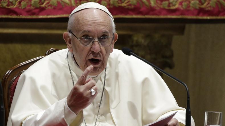 Ces chrétiens repoussoirs pour la foi – homélie du pape
