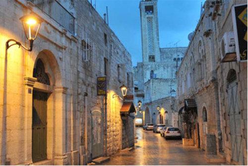 Bethléem – Les Russes financeront la restauration de la rue de l'étoile