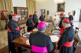 Réunion du Conseil des cardinaux: possibilité d'un transfert de certaines compétences aux évêques locaux