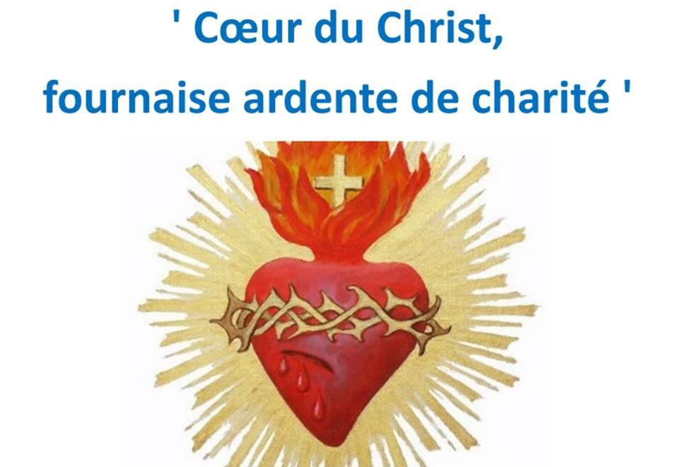 """""""Coeur du Christ, fournaise ardente de charité"""": Retraite à Pellevoisin"""
