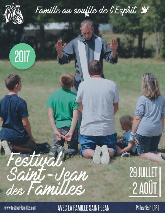 """""""Famille, au souffle de l'Esprit"""": festival des familles à Pellevoisin avec Mgr Aillet"""