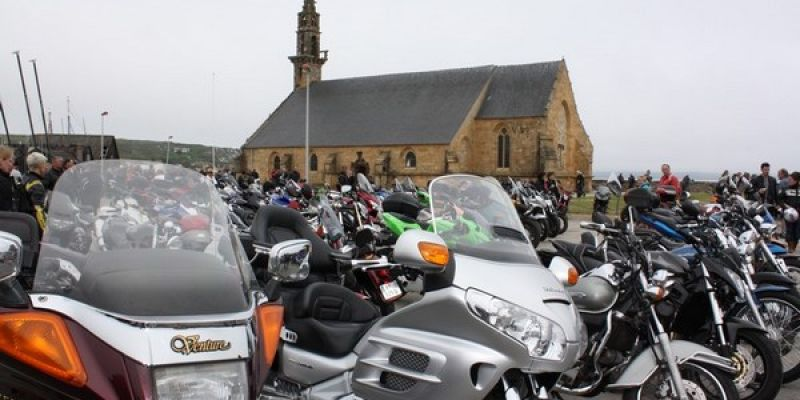 5ème Pardon des motards Penn ar Bed à Camaret