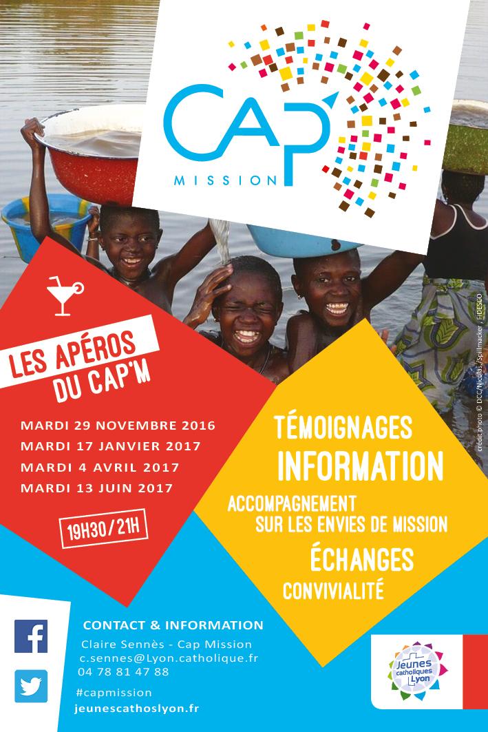 Lyon – Cap'mission: dernière soirée d'information pour des missions humanitaires