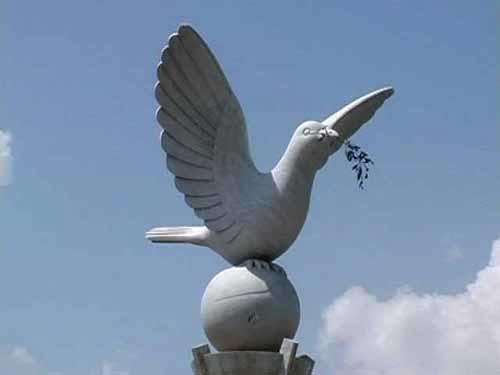 La paix elle aura son visage! Du sens de «la paix du Christ» - Les formations d'InfoCatho