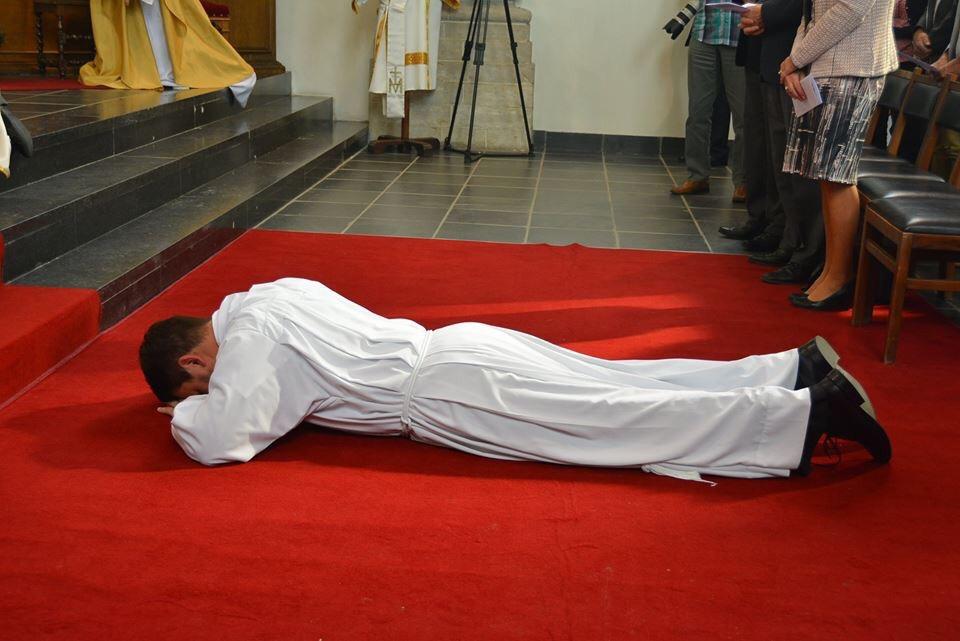 Ordination sacerdotale de Felice Rossi le 23 juin 2019 à Cambrai (59)