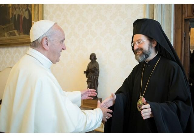 Œcuménisme: le pape François annonce un Vademecum pour les évêques