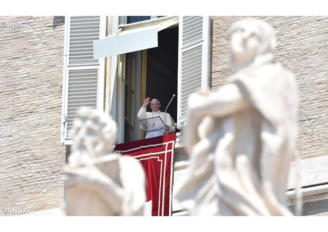 Aller en mission n'est pas faire du tourisme –  N'ayez pas peur des persécutions – Pape François
