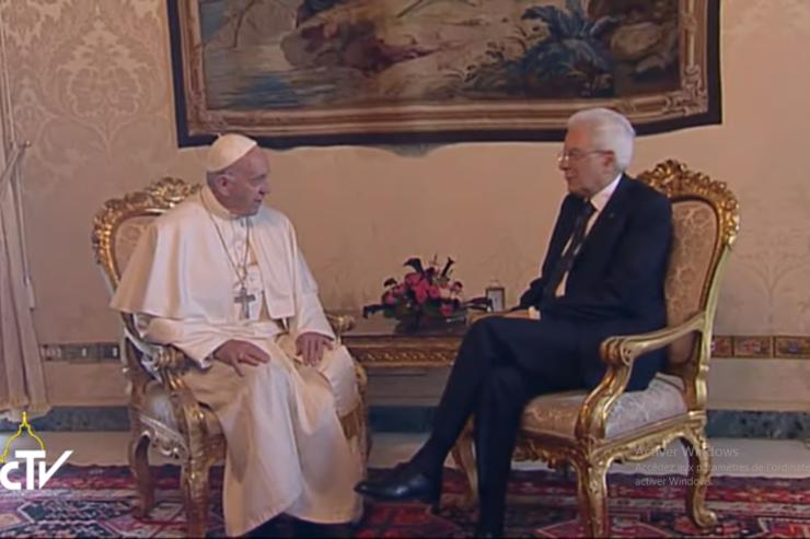 Travail et politique familiale conditions d'une croissance harmonieuse. Pape François