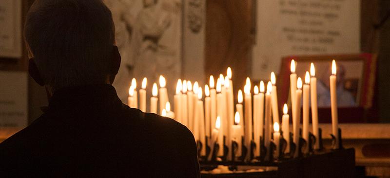 Veillée de prière pour les vocations le 1er octobre 2018 à Reims (51)