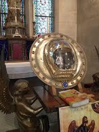 Amiens – Vénération de la relique du Chef de saint Jean-Baptiste