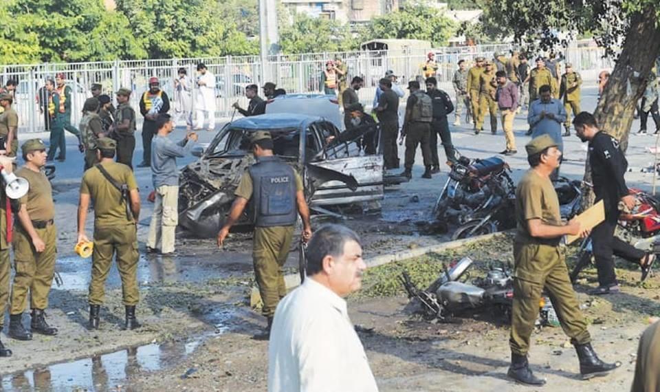 Pakistan – Trois chrétiens tués dans l'attentat de Lahore