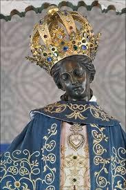 Lyon – Bénédiction et installation de la statue de Notre-Dame d'Afrique