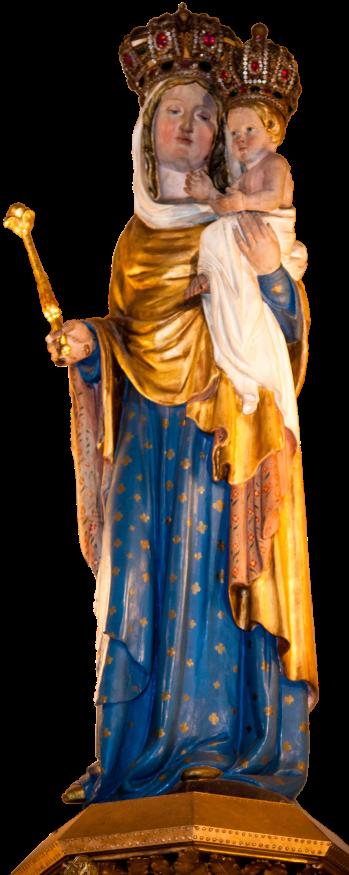 15 août: pèlerinage du diocèse d'Evry à Notre-Dame de Bonne-Garde