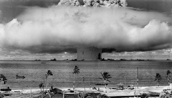 ONU - Le Saint-Siège salue le traité sur les armes nucléaires