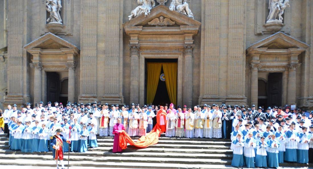 Un quart des prêtres français récemment ordonnés provient des milieux traditionalistes