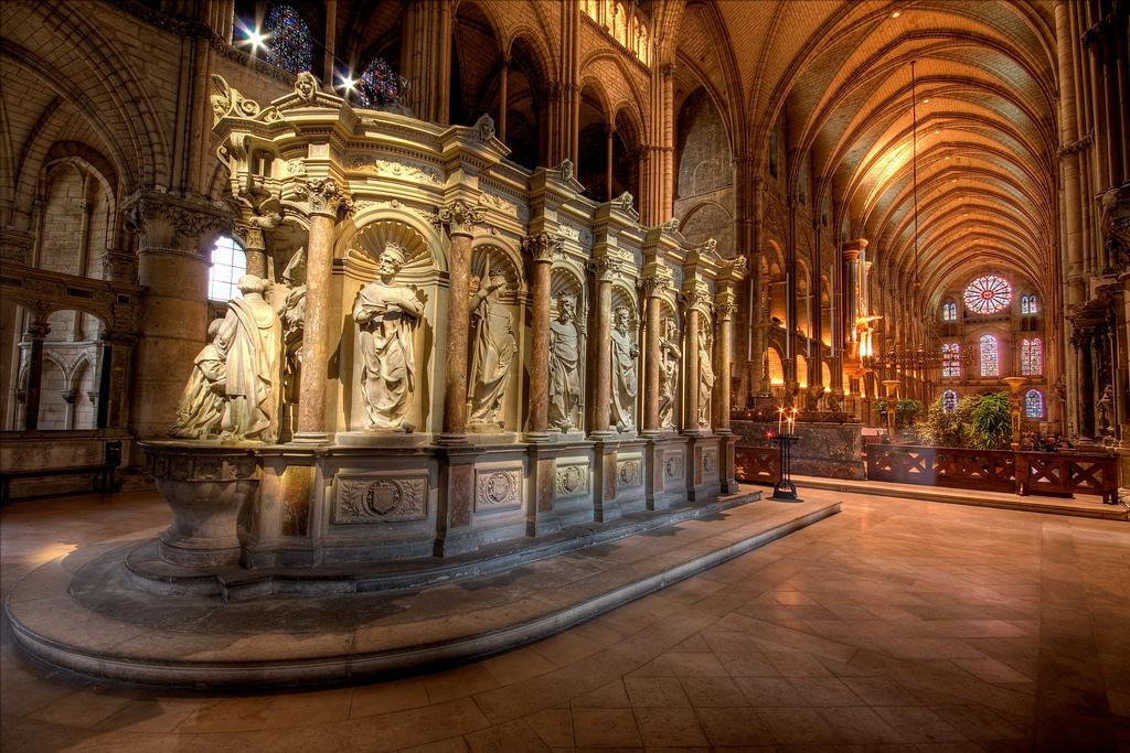 Reims – Visitez la basilique Sainte-Clotilde, reliquaire des saints de France, tous les dimanches d'été