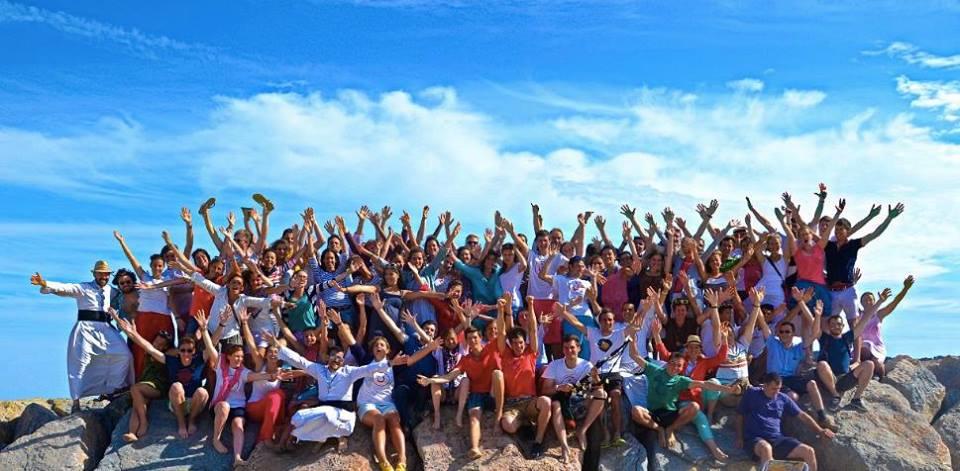 Le camp SPES, un camp de formation à la mission et à l'évangélisation, avec les Missionnaires de la divine Miséricorde