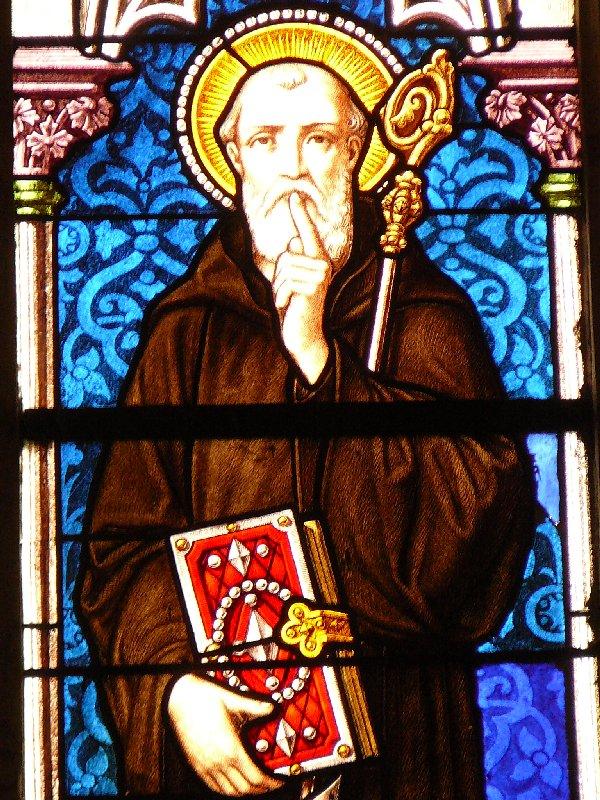 Saint Wandrille, un saint à (re)découvrir