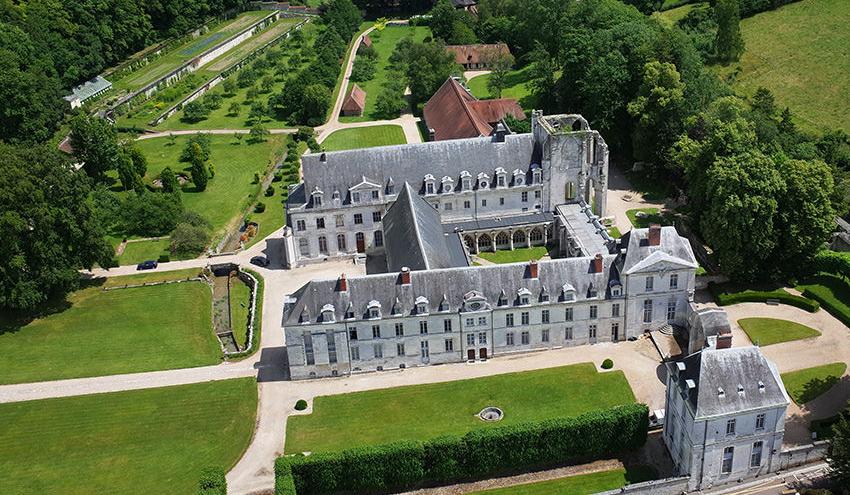 L'abbaye Saint-Wandrille et son histoire