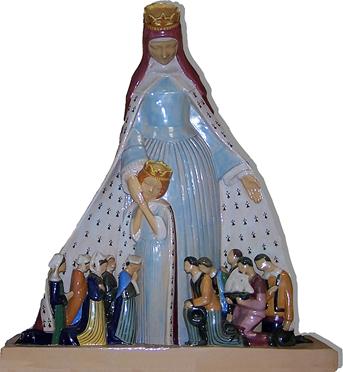 26 juillet: pèlerinage à Sainte Anne d'Auray