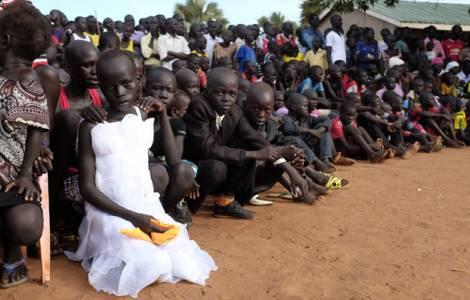 Soudan du Sud – L'indépendance n'est pas acquise une fois pour toutes mais elle est forgée au quotidien – Mgr Hiiboro Kussala