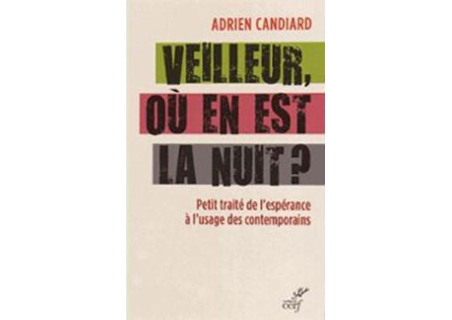 """""""Veilleur, où en est la nuit?"""": conférence du Père Adrien Candiard à Carnac"""