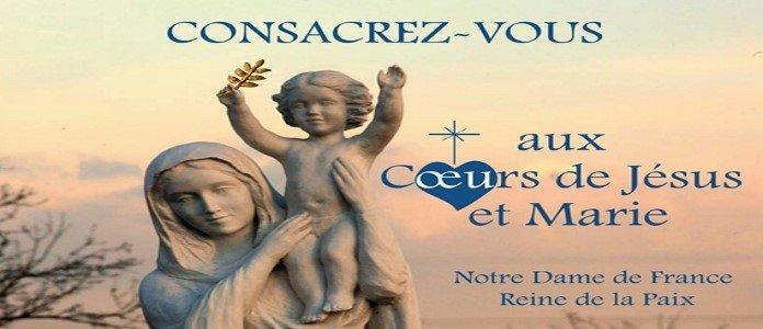 Consécration à Jésus par Marie des Enfants