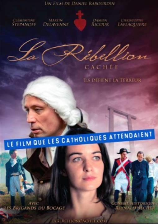 La rébellion cachée projetée au Grand Fougeray