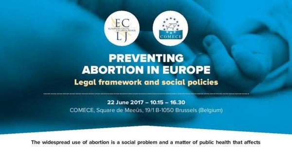 Prévenir l'avortement en Europe : retrouvez les interventions du séminaire de l'ECLJ