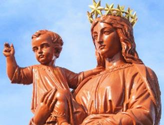 La prière des «Sanctuaires qui prient pour la France»