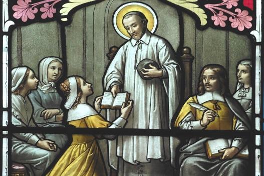 Fêtes de St Vincent de Paul à Châtillon-sur-Chalaronne présidées par le Cardinal Sarah