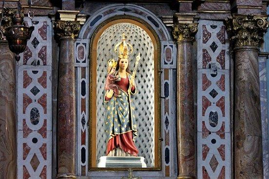 La fête de l'Assomption à Notre-Dame de Laghet