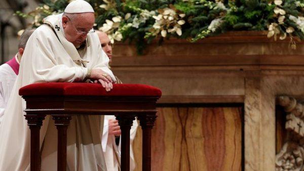 Il n'y a pas d'enfer - Le Vatican dément les propos prêtés au pape