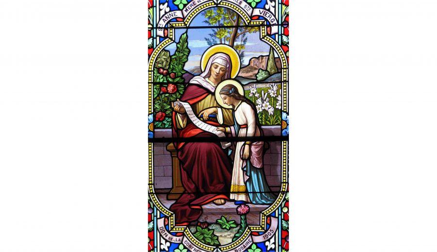 """""""Les parents de la Vierge Marie ont eu un rôle important dans l'histoire du Salut"""": retrouvez l'homélie de Mgr Dognin à l'occasion de Pardon de sainte Anne"""