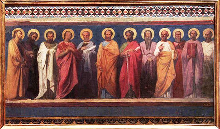 Quand saint Pierre et le conseil des apôtres soufflent dans les bronches des faux missionnaires.