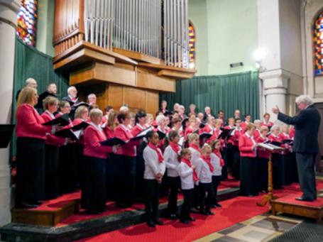 Concert organisé par la Société de Saint-Vincent-de-Paul à Calais le dimanche 1er octobre