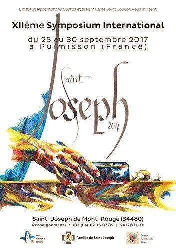XIIème Symposium International sur Saint Joseph