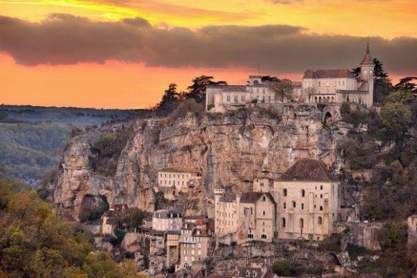 Rocamadour - Ferme comme le roc