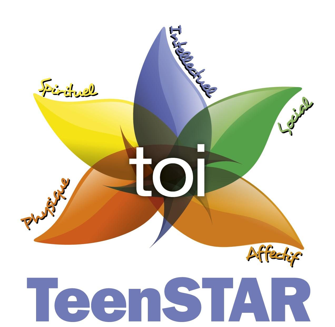 Session de formation d'animateurs TeenSTAR du 20 au 24 octobre 2018 à Reims (51)