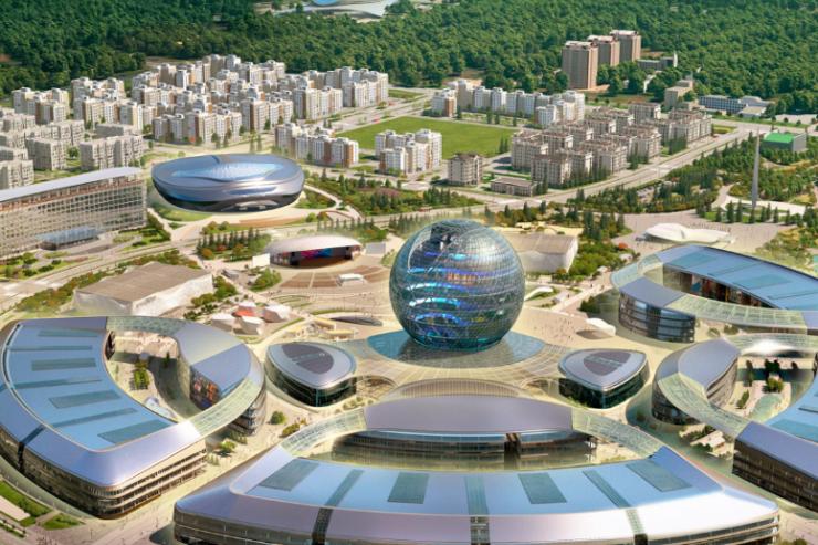 Une exposition universelle interreligieuse à Astana